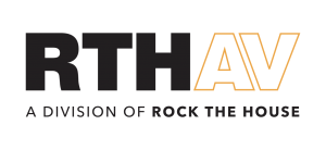 RTHAV | CLEVELAND AV PROVIDER | ROCK THE HOUSE AUDIO VISUAL