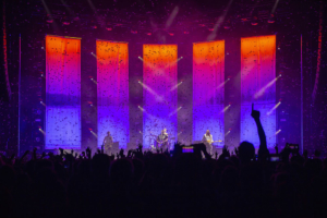 Chroma-Q Color Force II - Concert Lighting - Photo by Lindsay Cave