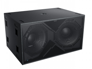 "RTHAV - AC K-LA 218 DSP Dual 18"" Powered Subwoofer Rental"