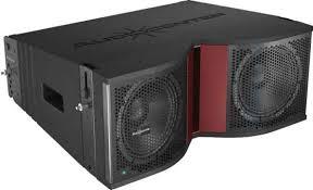 """RTHAV - AC K-LA 28 DSP Dual 8"""" Powered Speaker Rental"""