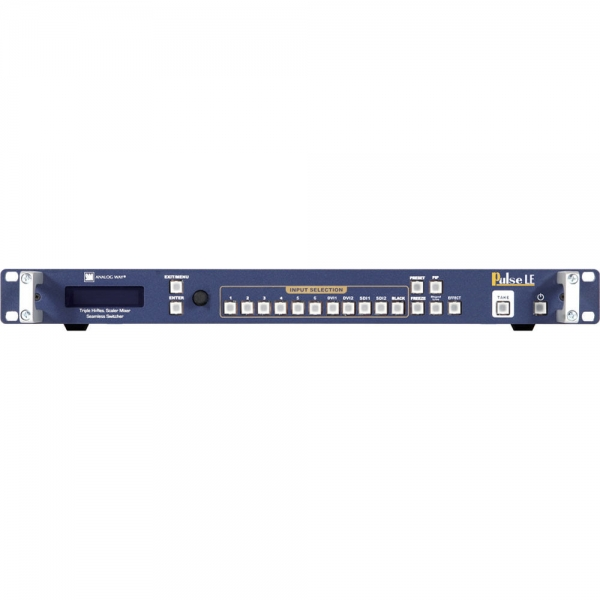 RTHAV - Analog Way Pulse 200 LE Video Switcher Rental