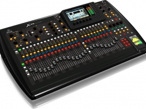 RTHAV - Behringer X32 Audio Mixer Rental