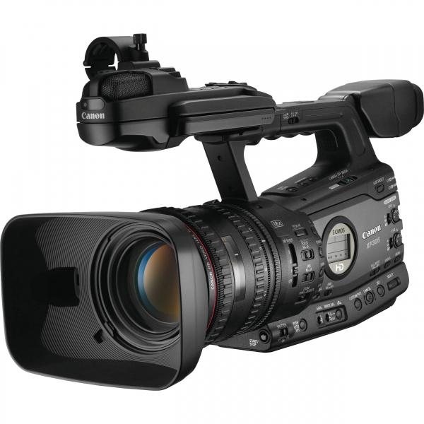 RTHAV - Canon XF 305 Video Camera Rental