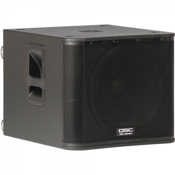 RTHAV - QSC KW181 Powered Speaker Rental