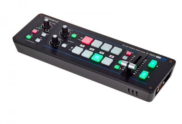 RTHAV - Roland V-1SDI Video Mixer Switcher Rental