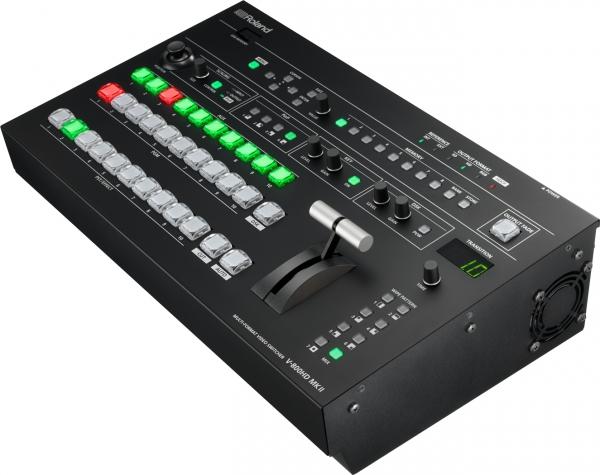RTHAV - Roland V-800HD MK2 Video Mixer Switcher Rental
