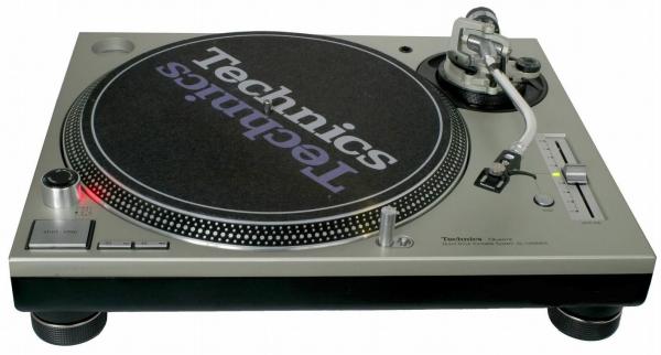 RTHAV - Technics 1200 MK3D Turntable Rental