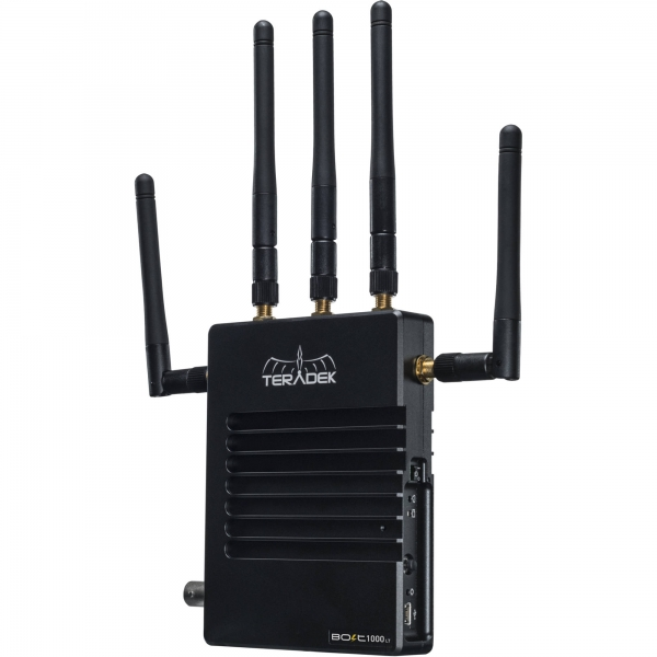 RTHAV - Teradek Bolt 1000LT RX Wireless Video Transmitter Rental