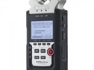 RTHAV - Zoom H4N Pro Audio Recorder Rental