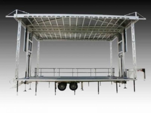 RTHAV - APEX 3224 Mobile Stage Rental