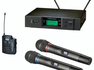 RTHAV - Audio Technica 3000 Wireless Microphone Rentals