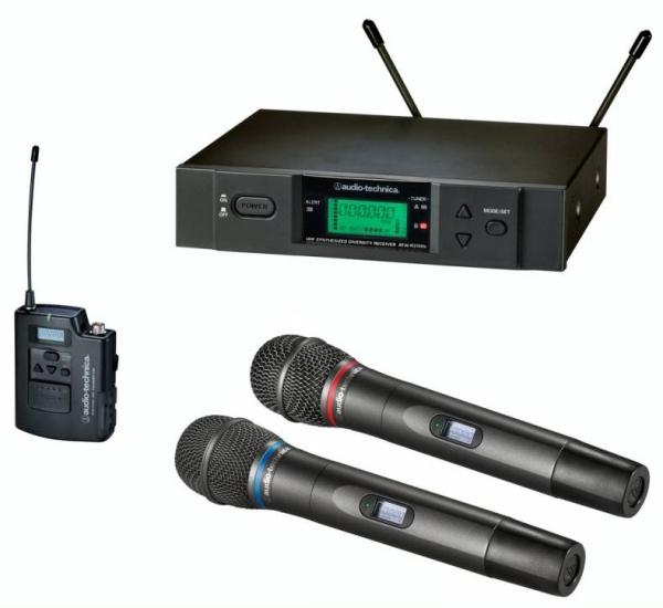 RTHAV - Audio Technica 3000 Wireless Microphone Rentals