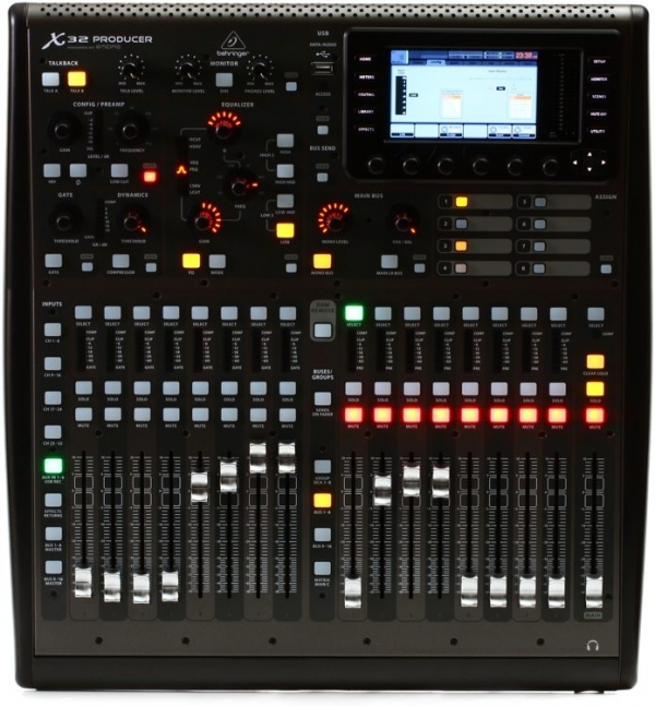RTHAV - Behringer X32 Producer Audio Mixer Rental