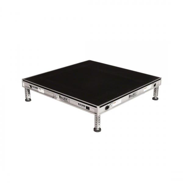 RTHAV - Bil-Jax Staging - 4'x4' Stage Deck Panel Rental