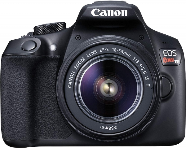 RTHAV - Canon Rebel T6 Rental