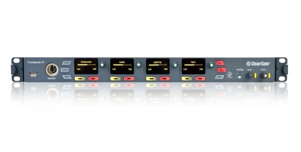 RTHAV - Clear-Com FreeSpeak FSII Rental