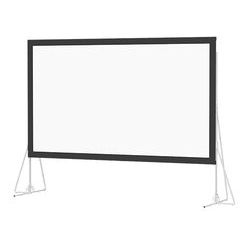 RTHAV - Da-Lite 5'x8' Video Projection Screen + Dress Kit Rental