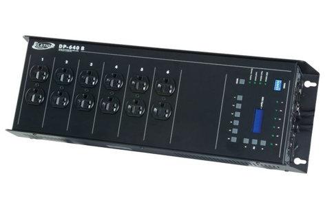 RTHAV - Elation Inline Lighting Dimmer 6ch Rental