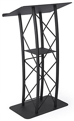 RTHAV - Metal Truss Podium Lectern Rental