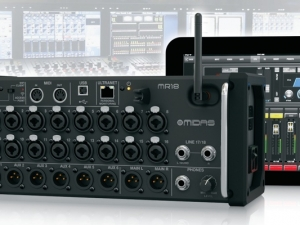 RTHAV - Midas MR18 Audio Console Rental