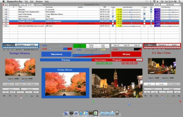 RTHAV - Playback Pro Plus Video Playback Software/Dongle Rental