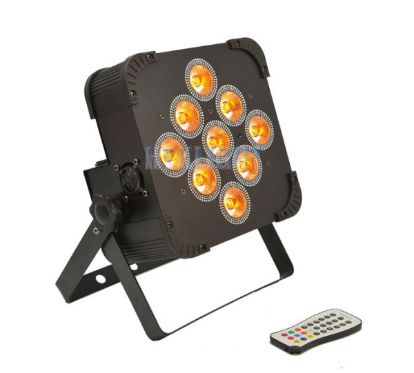 RTHAV - Prestige Wireless LED Black 9x18 Light Rental