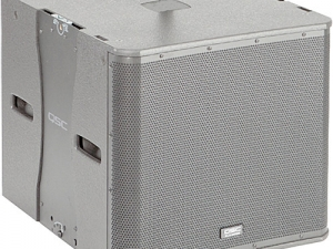 RTHAV - QSC KLA-181 Powered Speaker Rental
