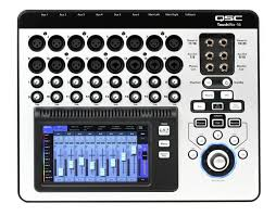 RTHAV - QSC Touchmix 16 Audio Mixer Rental