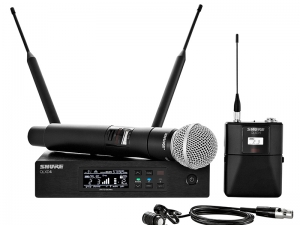 RTHAV - Shure QLX Wireless Microphone Rentals
