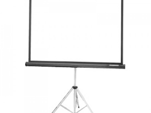 RTHAV - Tripod / Cradle Video Projection Screen: 5' Rental