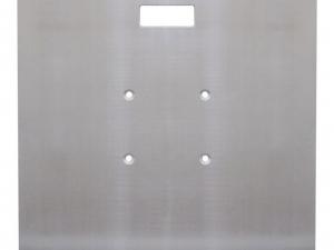 """RTHAV - Truss Base Plate - Aluminum - 48"""" Rental"""