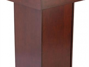 RTHAV - Wood Podium Lectern Rental