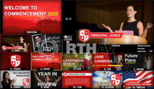 RTHAV Virtual Graduations - Content & Graphics